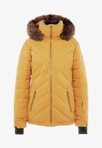 Roxy - QUINN  - Snowboardjas - spruce yellow - 8