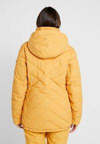 Roxy - QUINN  - Snowboardjas - spruce yellow - 3