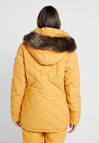 Roxy - QUINN  - Snowboardjas - spruce yellow - 2