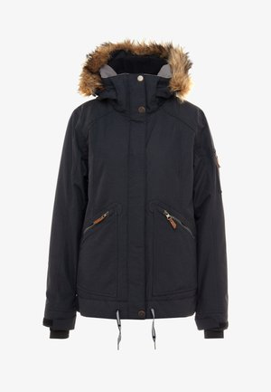 MEADE JK - Snowboardjakke - true black