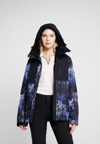 Roxy - JETTY 2-IN-1 - Snowboard jacket - medieval blue sparkles - 5