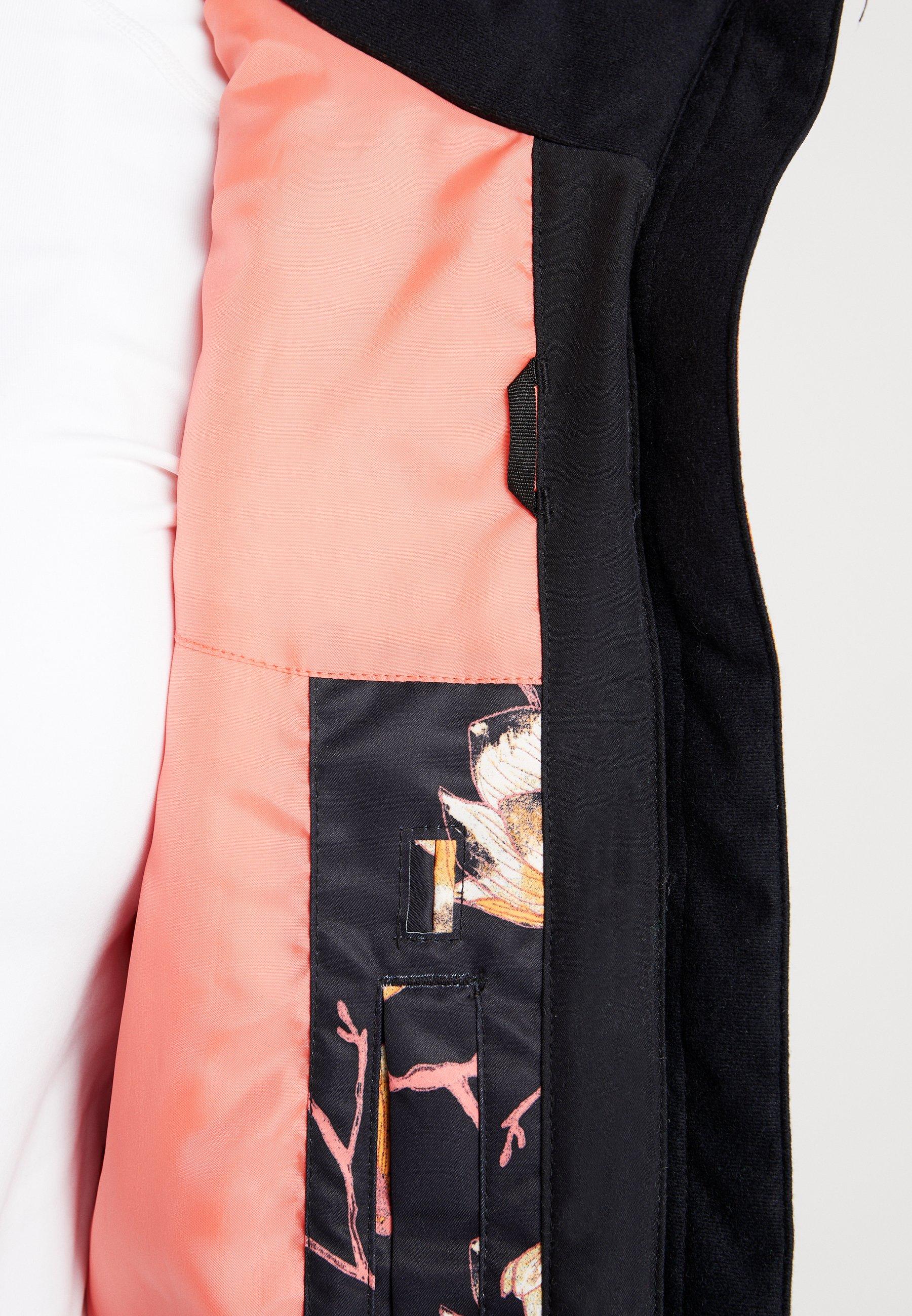 Roxy Jetty- Snowboardjas True Black sru0Z0ib