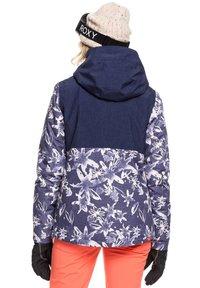 Roxy - ERJTJ - Snowboardjacke - dark blue - 2