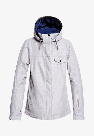 BILLIE - Snowboardjas - heather grey