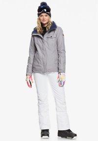 Roxy - BILLIE - Snowboardjas - heather grey - 1
