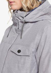 Roxy - BILLIE - Snowboardjas - heather grey - 4