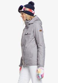 Roxy - BILLIE - Snowboardjas - heather grey - 3