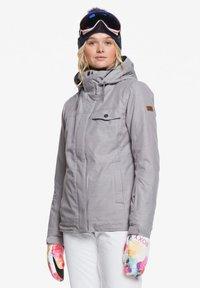 Roxy - BILLIE - Snowboardjas - heather grey - 0