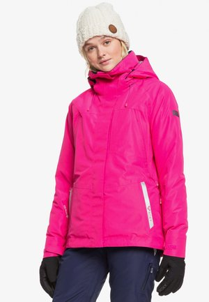 Snowboard jacket - beetroot pink