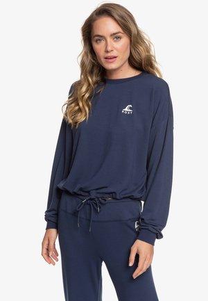 Sweatshirt - mood indigo