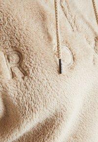 Roxy - PLUMA SHERPA - Fleece trui - oyster gray - 6