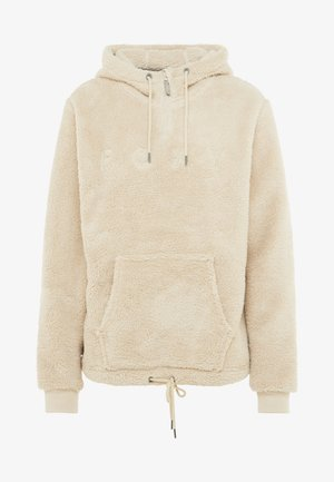 PLUMA SHERPA - Fleece jumper - oyster gray