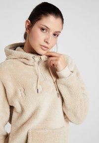 Roxy - PLUMA SHERPA - Fleece trui - oyster gray - 3