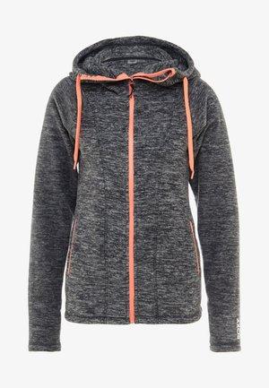 ELECT FEEL IN - Fleecová bunda - charcoal heather