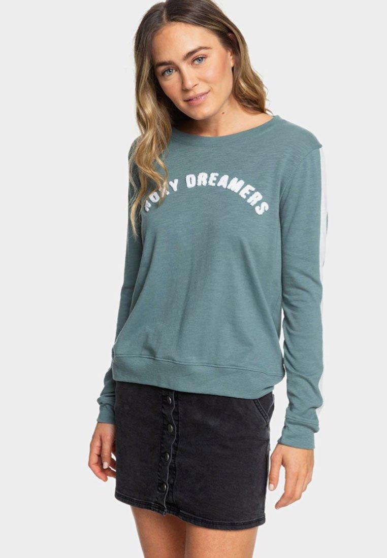 Roxy - LONGSLEEVE - Sweater - blue