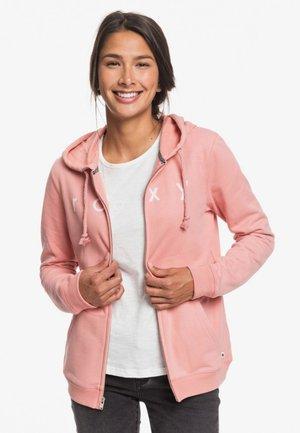 COSMIC NIGHTS - veste en sweat zippée - pink