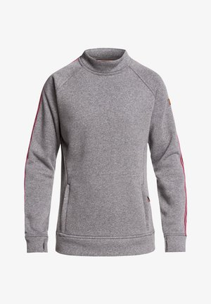 RESIN OVERHEAD - Fleece jumper - gray