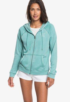 Zip-up hoodie - canton