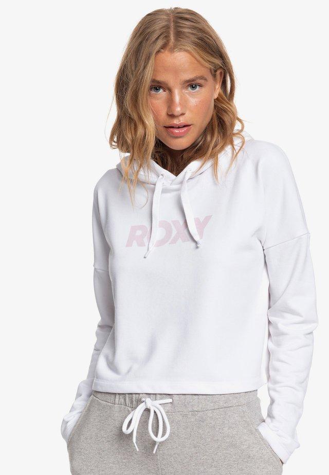 Hoodie - bright white