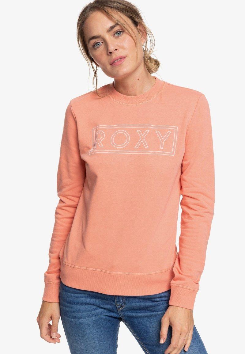 Roxy - ETERNALLY YOURS  - Sweatshirt - pink