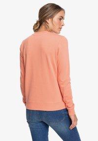 Roxy - ETERNALLY YOURS  - Sweatshirt - pink - 2