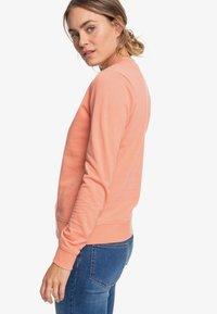 Roxy - ETERNALLY YOURS  - Sweatshirt - pink - 3