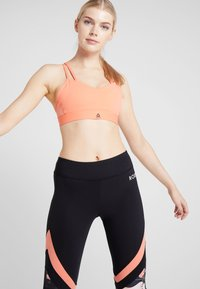 Roxy - SLOPES - Legging - living coral plumes - 3