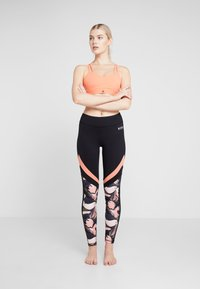 Roxy - SLOPES - Legging - living coral plumes - 1
