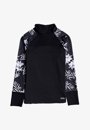 CRYSTALIS MIND - Sportshirt - true black