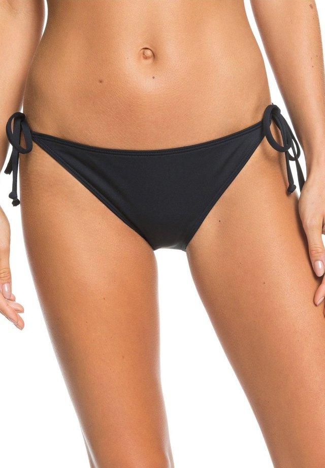 BEACH CLASSICS - TIE-SIDE - Bikini bottoms - true black