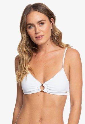 Bikinitop - bright white