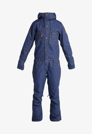 FORMATION SUIT - Skibukser - mid denim