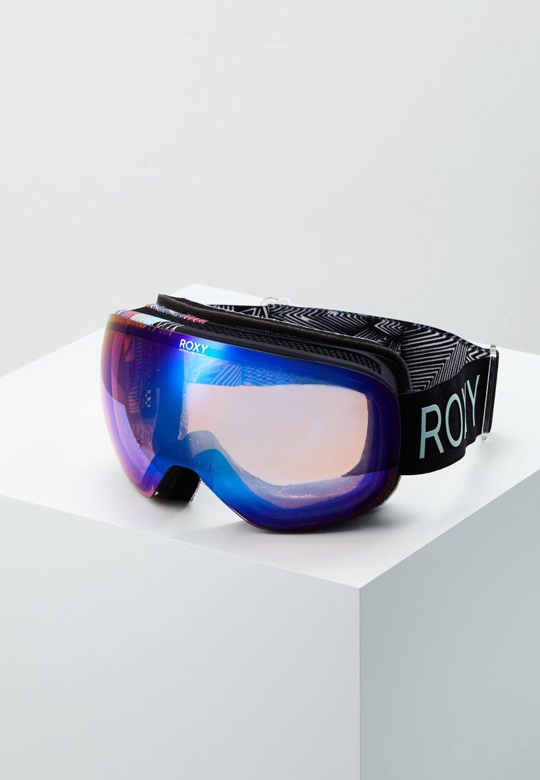 Roxy - POPSCREEN  - Ski goggles - true black