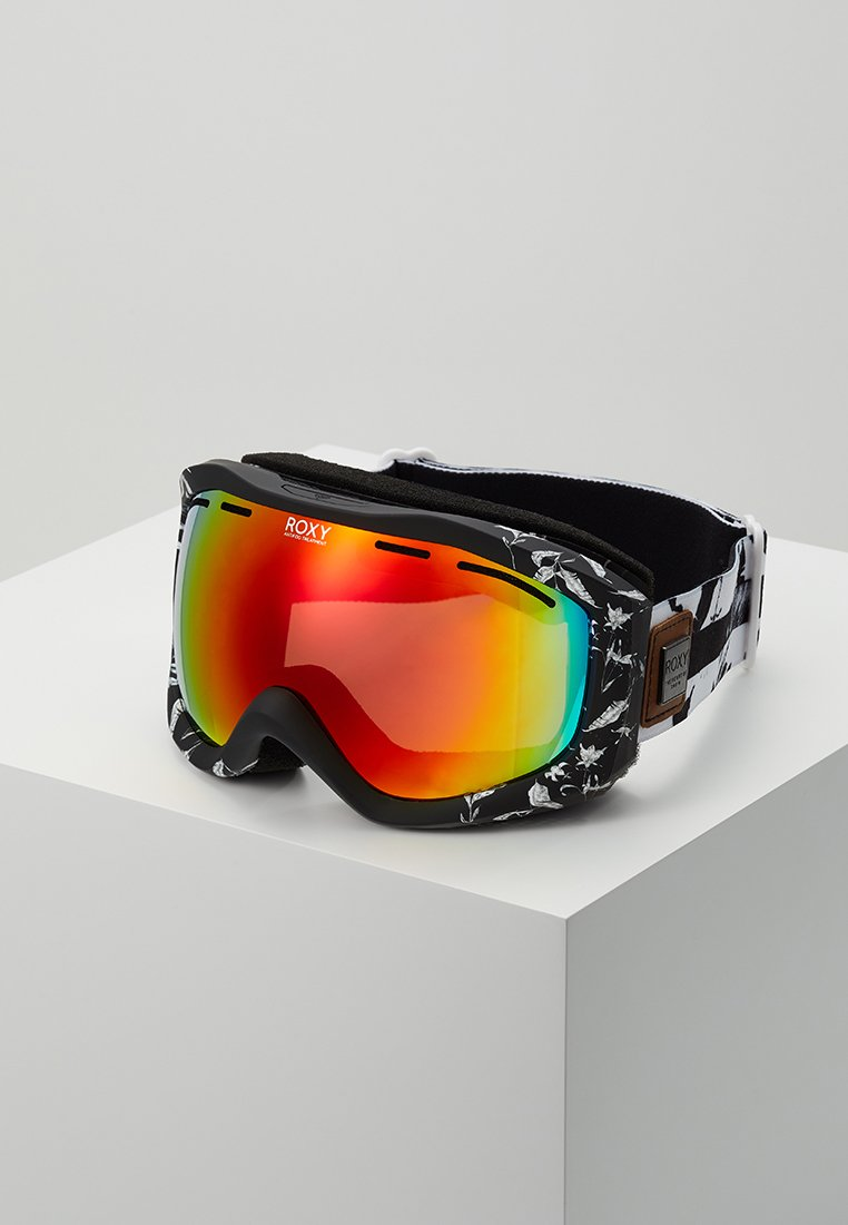 Roxy - SUNSET ART - Gafas de esquí - true black
