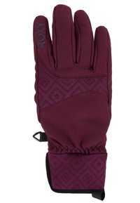 Roxy - BIG BEAR GLOVES 2-IN-1 - Guanti - grape wine - 4