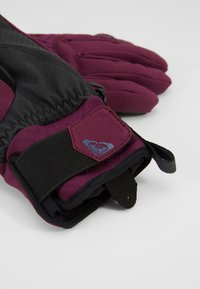 Roxy - BIG BEAR GLOVES 2-IN-1 - Guanti - grape wine - 3