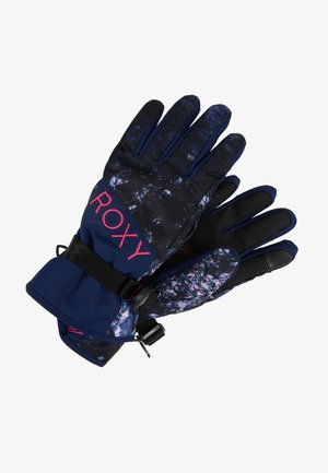 JETTY GLOVES - Gloves - medieval blue