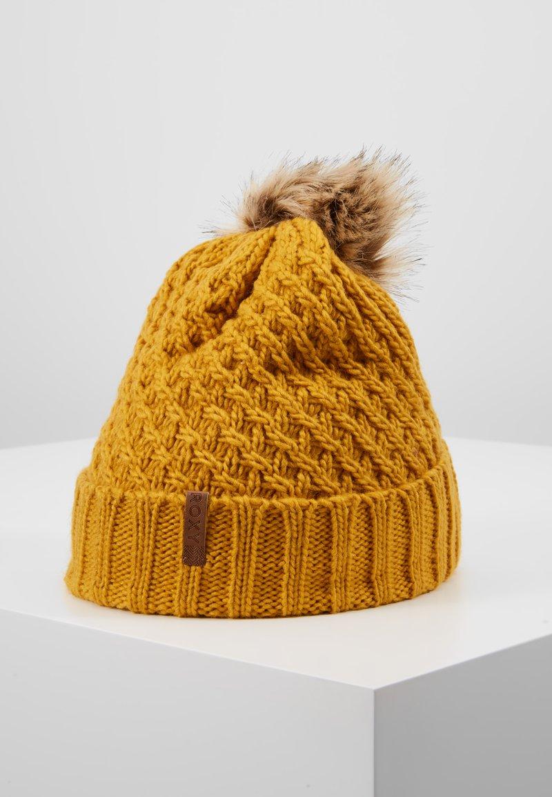Roxy - BLIZZARD BEANI - Mütze - spruce yellow