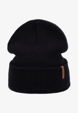 BEANI - Bonnet - true black