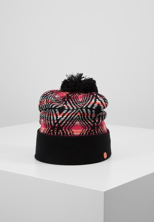 OSLO BEANIE - Bonnet - true black