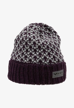 SNOWY  - Bonnet - very grape