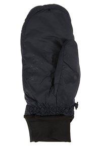 Roxy - PACKABLE MIT - Moufles - true black - 2