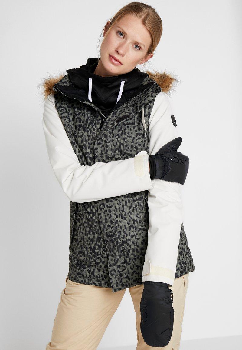 Roxy - PACKABLE MIT - Moufles - true black