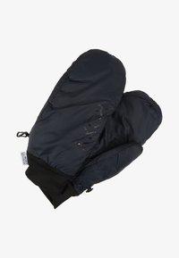 Roxy - PACKABLE MIT - Moufles - true black - 1