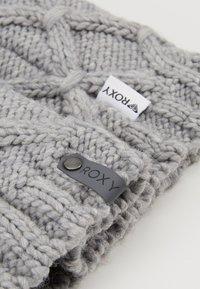 Roxy - COLLAR - Schlauchschal - heather grey - 4