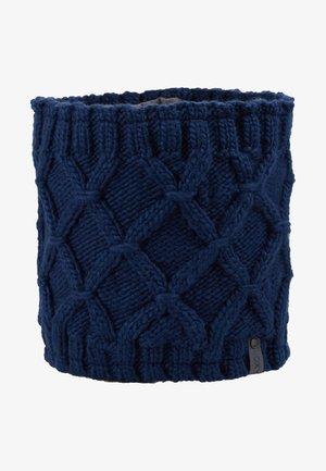 COLLAR - Tuubihuivi - medieval blue