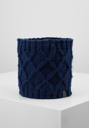 COLLAR - Snood - medieval blue