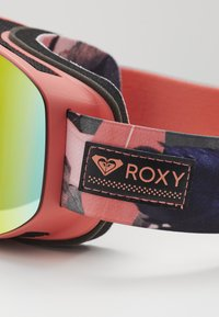Roxy - FEELIN - Masque de ski - living coral plumes - 2