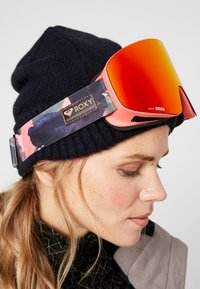 Roxy - FEELIN - Masque de ski - living coral plumes - 1