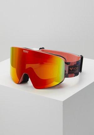 FEELIN - Ski goggles - living coral plumes